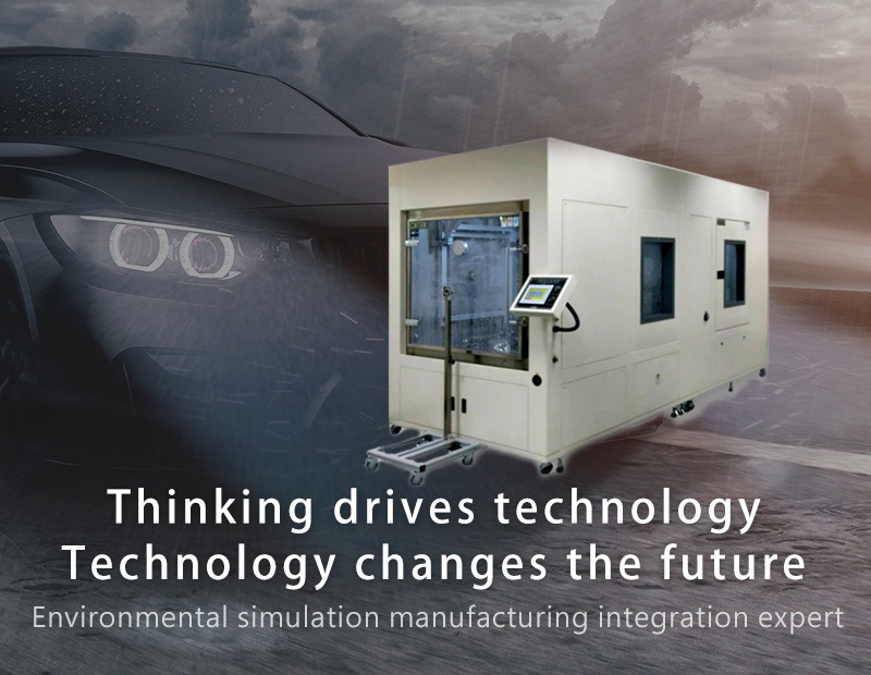 Thinking drives technology Technology changes the future